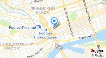 Донской православный центр София на карте