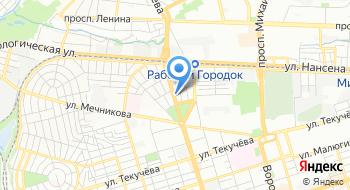 Донская оконная компания на карте