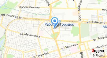 УПФР в Октябрьском районе г. Ростова-на-Дону прием граждан на карте