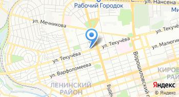 Федеральное государственное бюджетное учреждение Ростовское государственное опытное охотничье хозяйство на карте