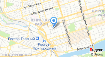 Регистратор ДонФАО на карте