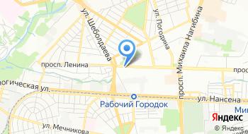 Сервисный центр Компас на карте