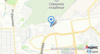 РМПАП №6, филиал МУП МТК Ростов Пассажир Транс на карте