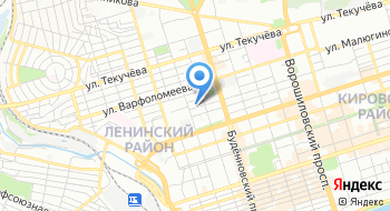 Ростовская служба недвижимости на карте