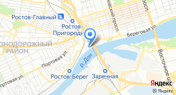 Пилот-Ростов на карте