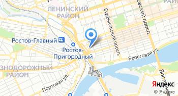 Ростовский ИТ центр на карте