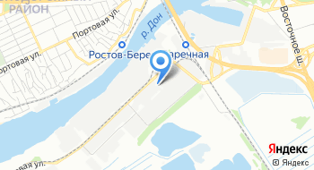 Торговая компания АгроЦентр Дон на карте