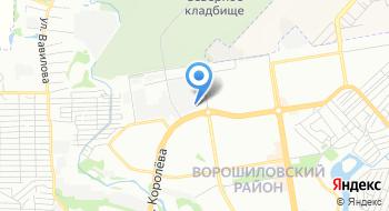 Ростовский-на-Дону Центральный Метизный завод на карте