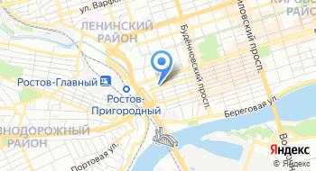 Ростов Онлайн RNDonline.ru на карте