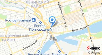 Би-студия на карте