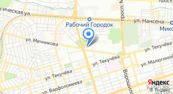 Компания Тисс на карте