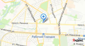 Приемная депутата Колесникова И.В. на карте