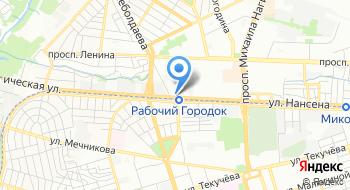 Холдинг безопасности Нева на карте