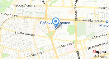 Остров Сокровищ Ростов-на-Дону на карте