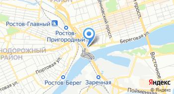 Лодка Казанка на карте
