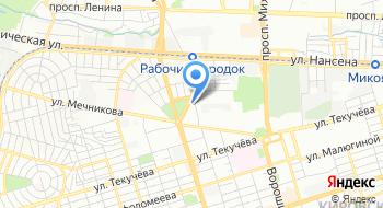 Ростовская областная коллегия адвокатов Правосудие на карте