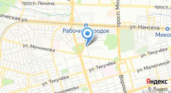 Донская государственная инспекция пробирного надзора на карте