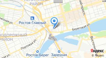 Хлебозавод Юг Руси на карте