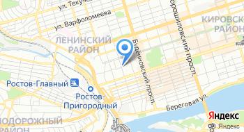 Юридическое бюро Хирьянов и партнеры на карте