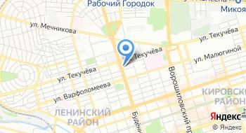 Центр безопасности бизнеса на карте