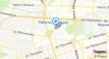 Ашаров Аквамарин на карте