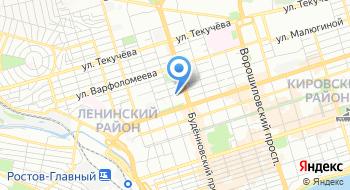 Бн-Юг на карте