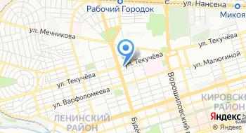 Патентное бюро Бизнес Стиль на карте