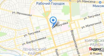 РостБизнес на карте