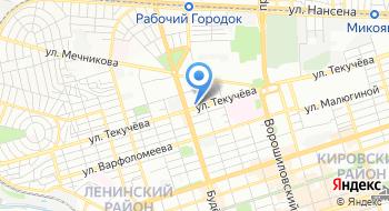 Магазин Рыбацкая Канцелярия на карте