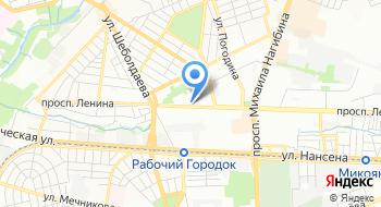 Прокуратура Октябрьского района г. Ростов-на-Дону на карте