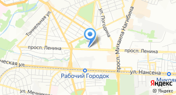 Отдел статистики Октябрьского района на карте