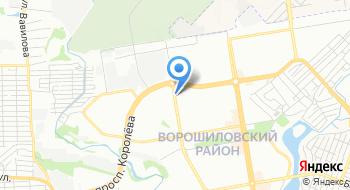 Неодим-Ростов на карте