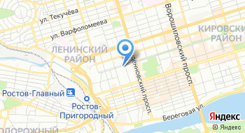 Ломбард Перспектива Дон на карте