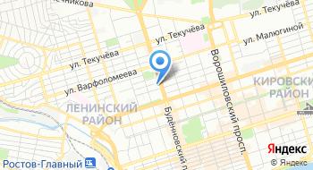 Судебно-Экспертный центр на карте