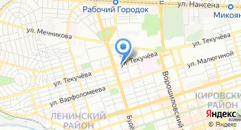 Агентство Нужные люди на карте