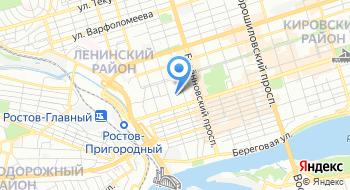 Ростовская областная детская библиотека имени В.М. Величкиной на карте