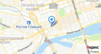 УПФР в Ленинском районе г. Ростова-на-Дону прием граждан на карте