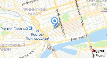 Генеральное консульство Украины на карте