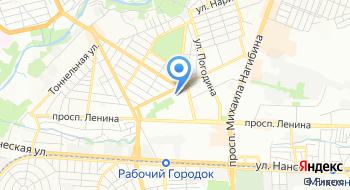 РГУПС, лицей на карте