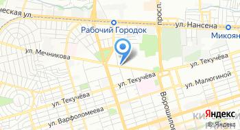Городская служба ремонта на карте