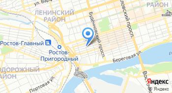 Частное охранное предприятие Феникс-Юкон на карте