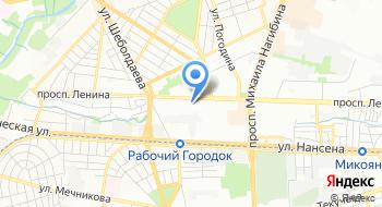 Лечебно-профилактический центр на карте