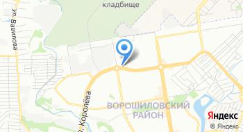 Производственный участок №5 Ростовского филиала ФГУП Ростехинвентаризация - Федеральное БТИ на карте
