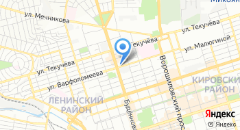 Нотариус Скибин С. М. на карте