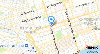 Центр косметологии Беллецца на карте