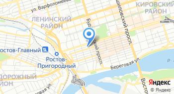 Группа компаний Ростэнергокомплекс на карте