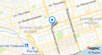 Служба сервиса Оконщик на карте