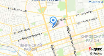 Слуховой центр на карте