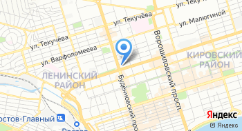 Представительство Венгрии в Ростове-на-Дону на карте