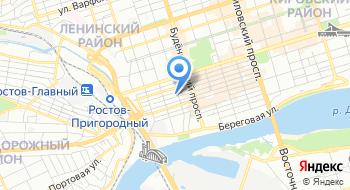 Известия-Юг на карте